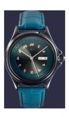 Лимитированные армянские часы Луч А201