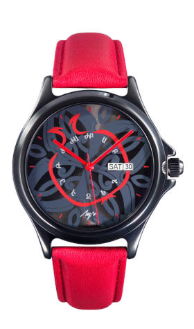 Лимитированные армянские часы Луч А204